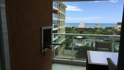 Photo for Apartment with sea view in Praia Brava - SC