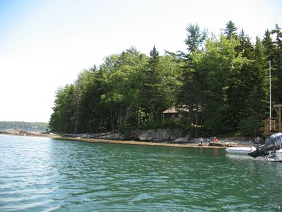 Photo for Come relax on this gorgeous slice of unspoiled Maine coast!