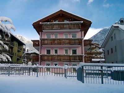 Photo for One bedroom Apartment, sleeps 4 in Bormio with WiFi