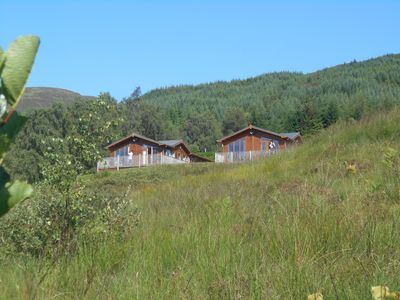 Photo for Executive Range Crathie 3 Bedroom Self Catering Lodge