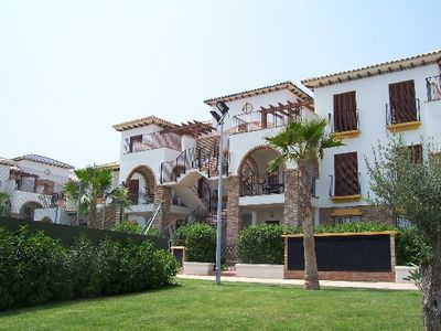 Photo for One bedroom apartment in Al Andalus Residencial, Vera Playa