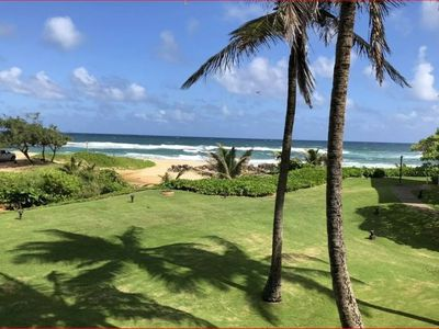 Photo for SEE, HEAR OCEAN! LOVELY, SPACIOUS SECLUDED, YET CONVENIENT. BEST BEACHFRONT RATE
