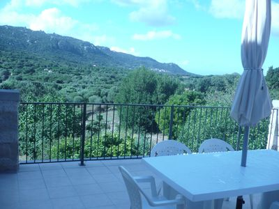 Photo for 30m2 terrace panoramic view near the most beautiful beaches of the south