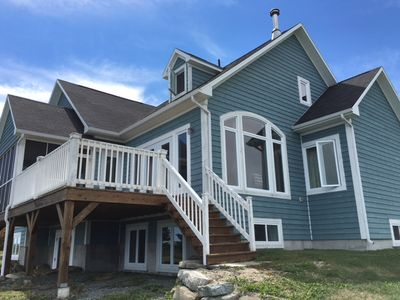 Broad Cove Oceanfront Cottage