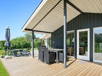 Photo for Luxurious Holiday Home in Strandby Jutland with Sea View