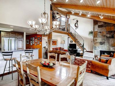 Photo for Snowmass Mountain F3: 3 BR / 3 BA condominuim in Snowmass Village, Sleeps 6