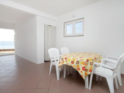 Photo for One bedroom apartment near beach Metajna, Pag (A-6465-d)