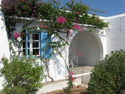 Photo for Charming holiday house with spacious garden, gazebo and great sea views