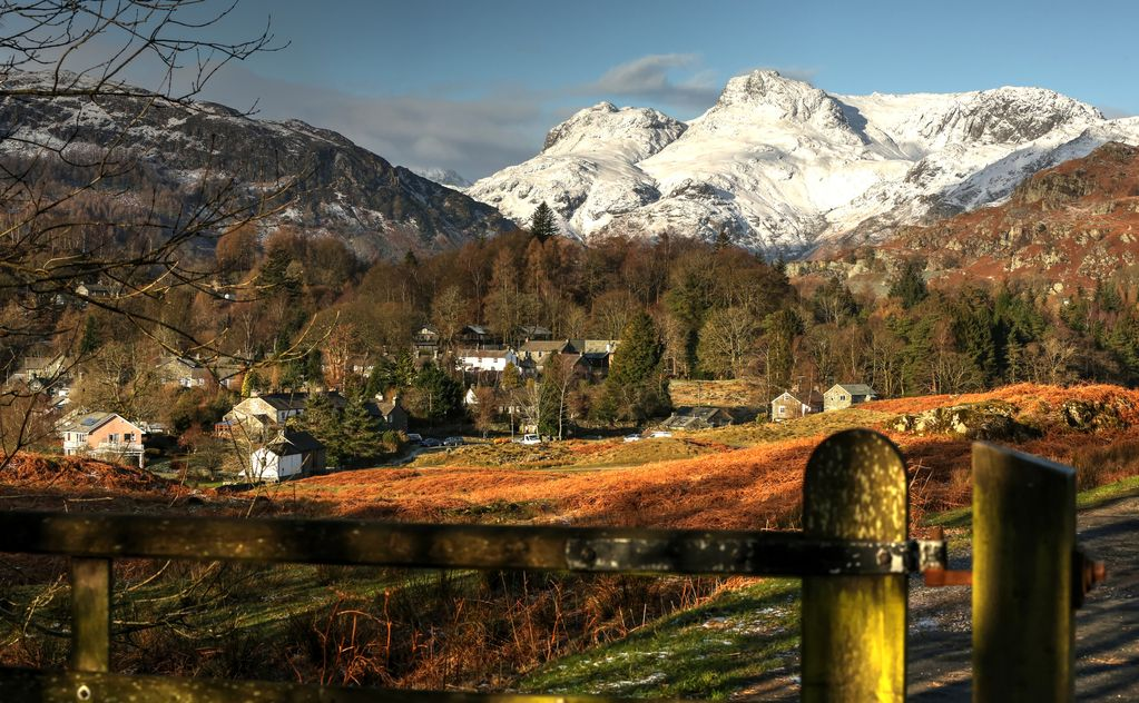 Langdale valley dog friendly stone cottag homeaway - Luxury cottages lake district swimming pool ...