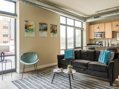 Photo for 1BR Apartment Vacation Rental in Minneapolis
