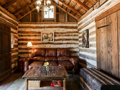 Photo for Francesca's | Country Cabin Close to Wineries