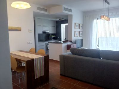 Photo for Beautiful apartment in Rodalquilar
