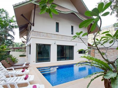 Photo for House in Pattaya with Air conditioning, Parking, Balcony, Washing machine (555084)