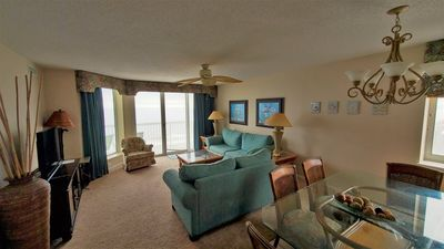 Photo for Beautifully Decorated 4 Bedroom, 3 Bath Oceanfront Condo