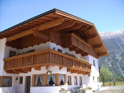Photo for Holiday apartment in Tyrol with balcony