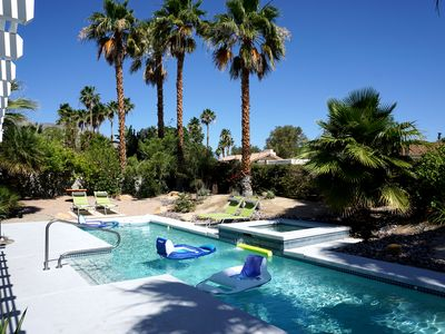 Photo for A Gem in the desert with a 48 feet long pool