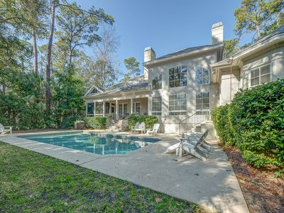 Photo for 14 Mooring Buoy - 3rd Row Ocean Home in Palmetto Dunes - Fido Friendly