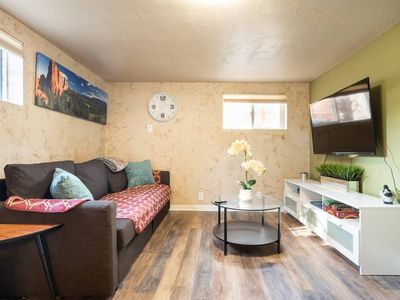 Mountain Foothill 2 Bedroom home, west of downtown