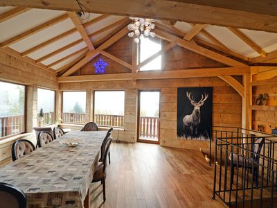 Photo for 4BR Chalet Vacation Rental in Le Tholy, Grand Est