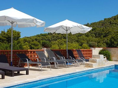 Photo for Vacation home Anromi in Cala Vadella - 6 persons, 3 bedrooms
