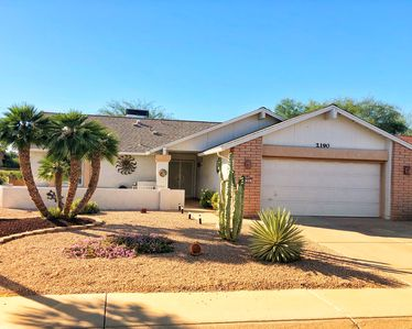 Photo for New Listing! Leisure World Mesa AZ Adult Resort/Tennis/Golf Home with Golf Cart