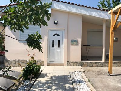 Photo for 3BR Guest House Vacation Rental in Nea Kallikratia