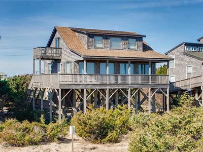 Photo for Delightful Oceanfront Home in Avon - Easy Beach Access, Close to Everything!
