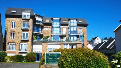 Photo for -20%! Apartment with direct access to Baie Sainte-Anne!