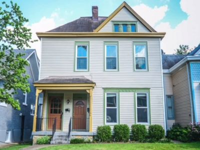 Photo for Pop art apartment in old Victorian steps from Bardstown Road.
