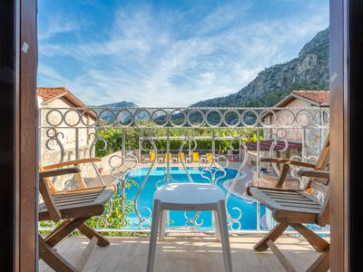 Photo for Villa Melek Paradise: Private Pool, A/C, WiFi, Car Not Required, Eco-Friendly