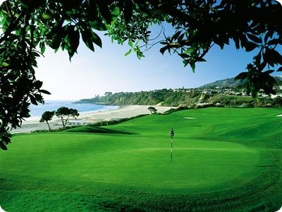 Monarch Beach Golf Links Overlooking Salt Creek Beach