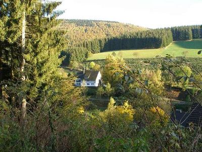 Photo for Holiday apartment Schmallenberg for 2 - 3 persons with 2 bedrooms - Holiday apartment in a two famil
