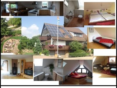 Photo for 4BR Apartment Vacation Rental in Ehingen, Region Hesselberg