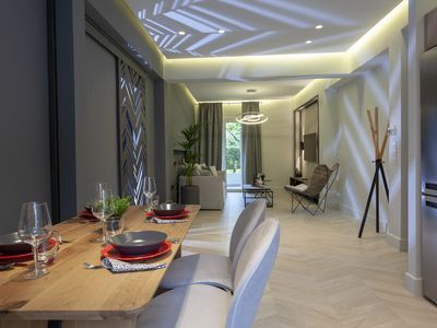Photo for Sunshine luxury apartment in Vouliagmeni