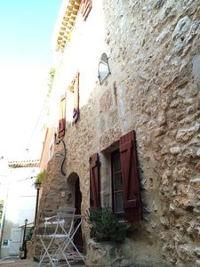 Photo for Charming village house in the heart of the vineyards of the Languedoc