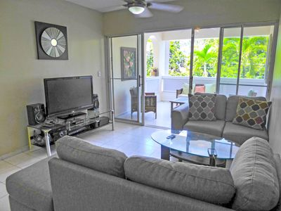 Photo for Large 2BR Sosua Condo No Car Needed