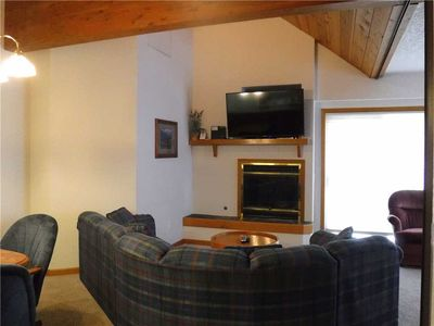 Photo for Large Condo near the Slopes