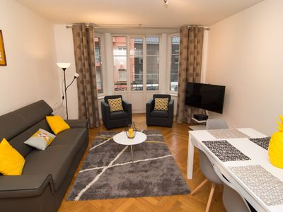 Photo for 2BR Apartment Vacation Rental in Strasbourg, Bas-Rhin