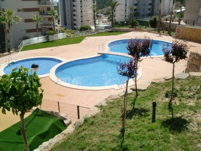 Photo for Apartment Torre Maestral in Benidorm - 6 persons, 3 bedrooms
