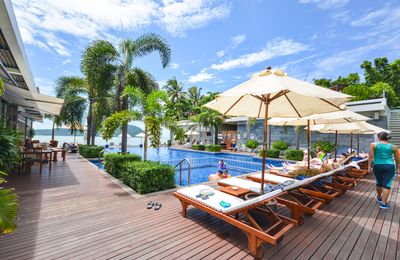 Photo for DIRECT OCEANFRONT CONDO IN PHUKET