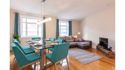 Photo for Large and Charming 3 Bedroom Apartment in Porto Center