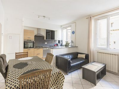 Photo for HostnFly apartments - Charming apartment close to the old port