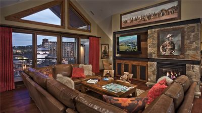 "Photo for One Steamboat Place: ""Summit Peak"" #803 - 4BR Deluxe Penthouse"