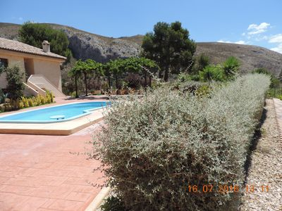 Photo for Flat in a Country House. Valencia - Alicante - Alcoy - Millena