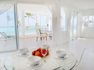 Photo for Los Corales Oceanview Penthouse