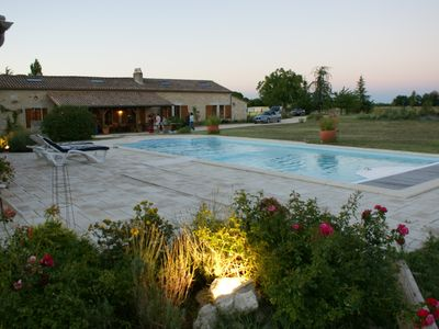 Photo for BEAUTIFUL NEWLY RENOVATED HOUSE IN PERIGORD - QUALITY/LUXURIOUS APPOINTMENTSY