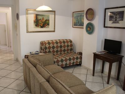 Photo for Charming apartment in the center of Taormina