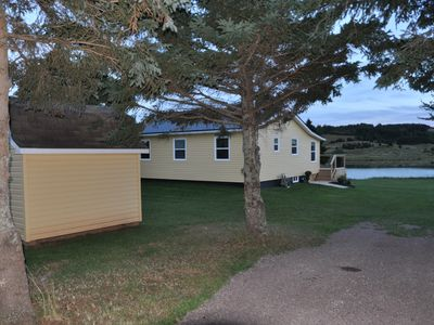 Photo for Mayneview Cottage. Enjoy This Waterfront Cottage In Clinton Pei.
