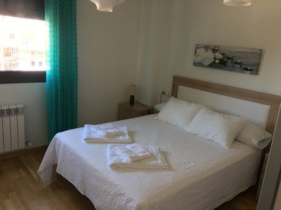 Photo for Accommodation La Rosaleda, excellent apartment for families