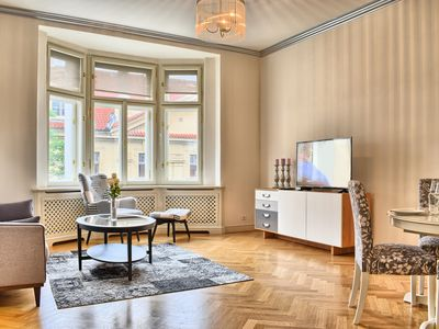 Photo for Historical Two-Bedroom Apartment in the Centre - Milosrdnych